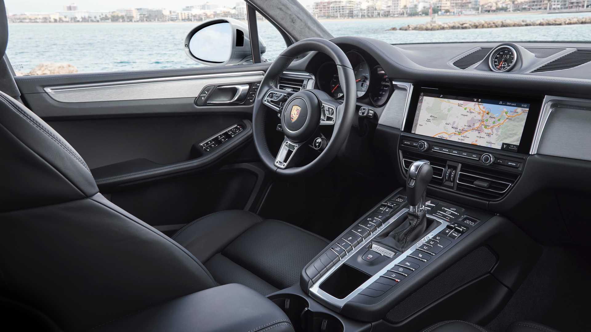 Porsche Macan оставят без бензиновых моторов