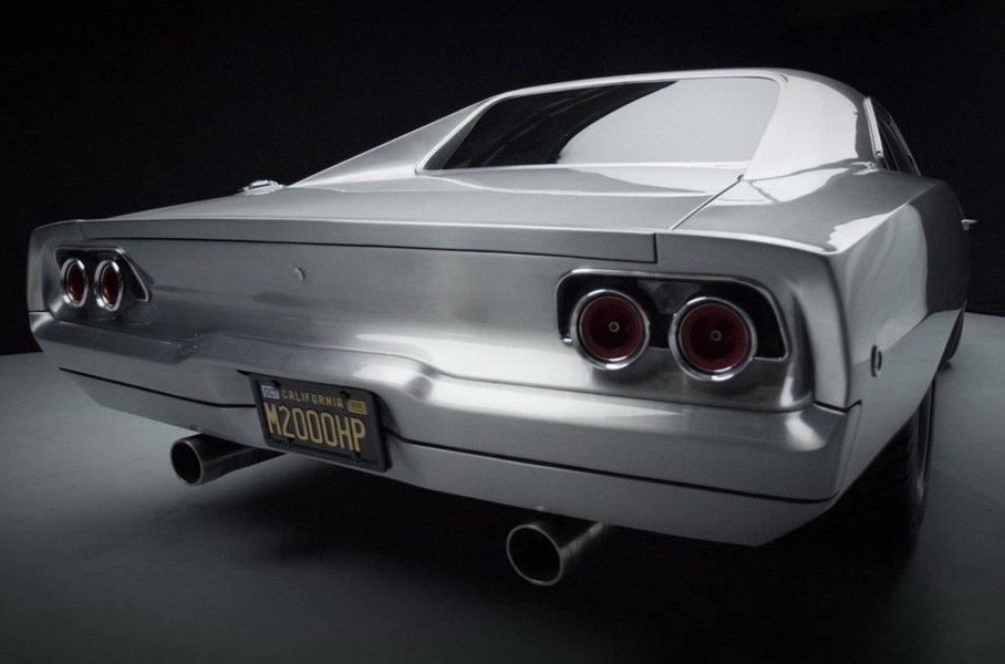 Dodge Charger с мотором 9,4 литра из «Форсажа» будет продан на аукционе