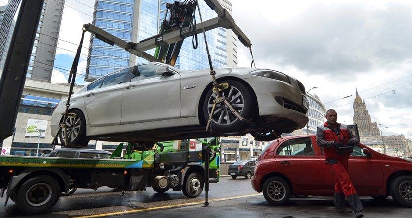Правительство предложило отнимать машины у злостных нарушителей