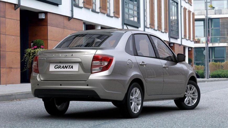 В РФ стартовали продажи Lada Granta с новой мультимедийной системой EnjoY Pro