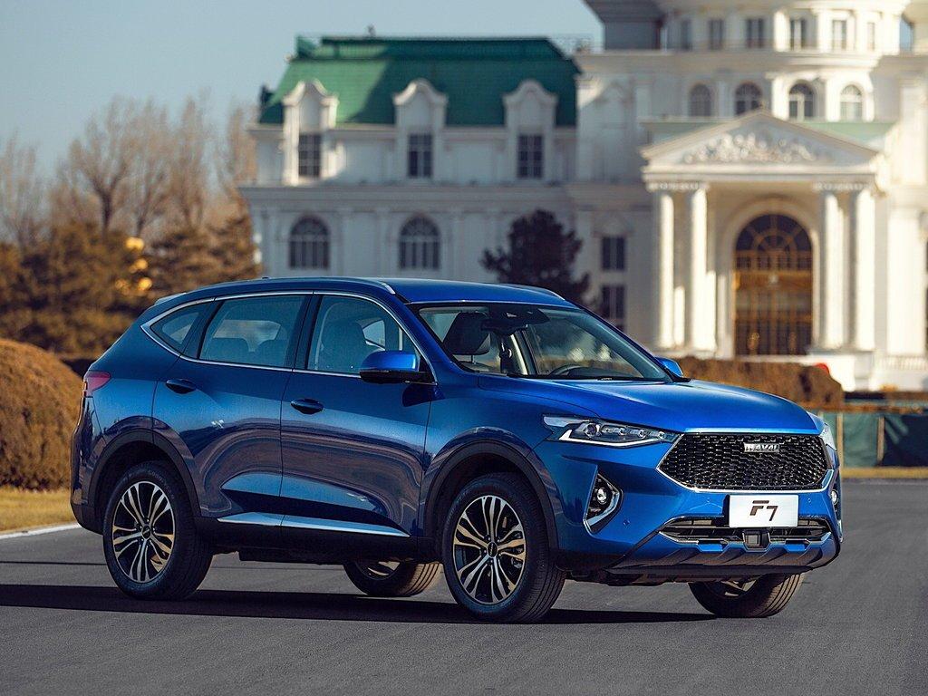 Geely Atlas стал самым популярным китайским авто в России