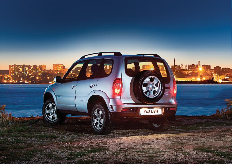Дилеры GM-АвтоВАЗ прекращают реализацию Chevrolet Niva