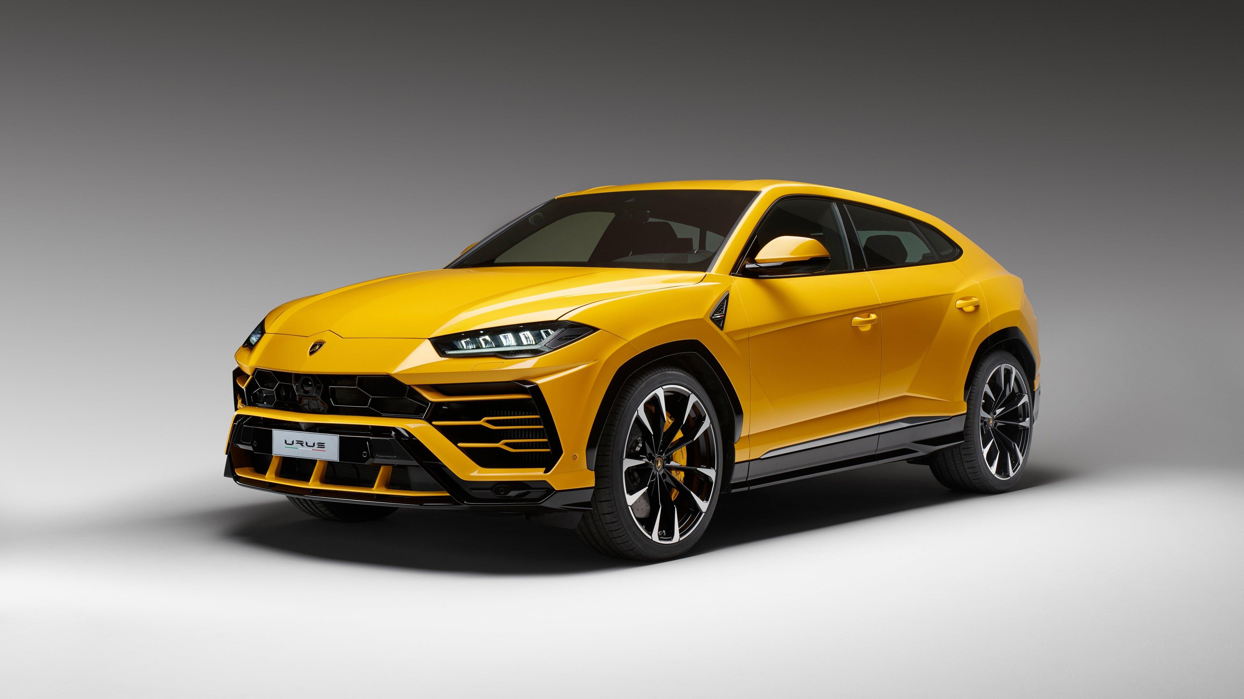 Итальянская Lamborghini представит новую модель 7 мая