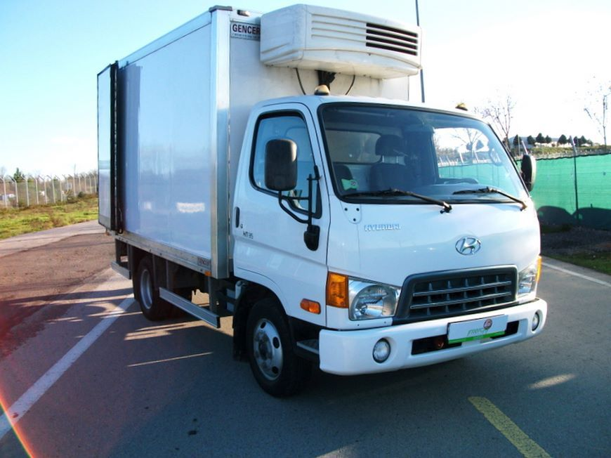 ВКалининграде начался выпуск фургонов  марки Хендай  HD65