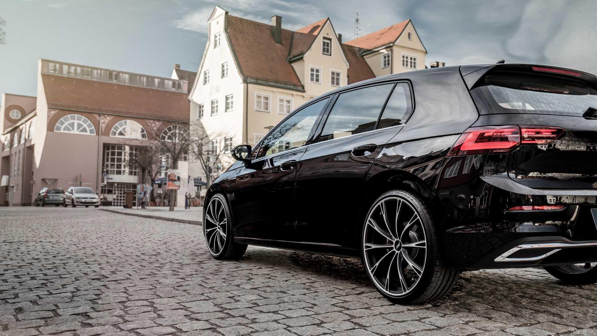 Как вам такой VW Golf 2020 от тюнинг-ателье ABT?