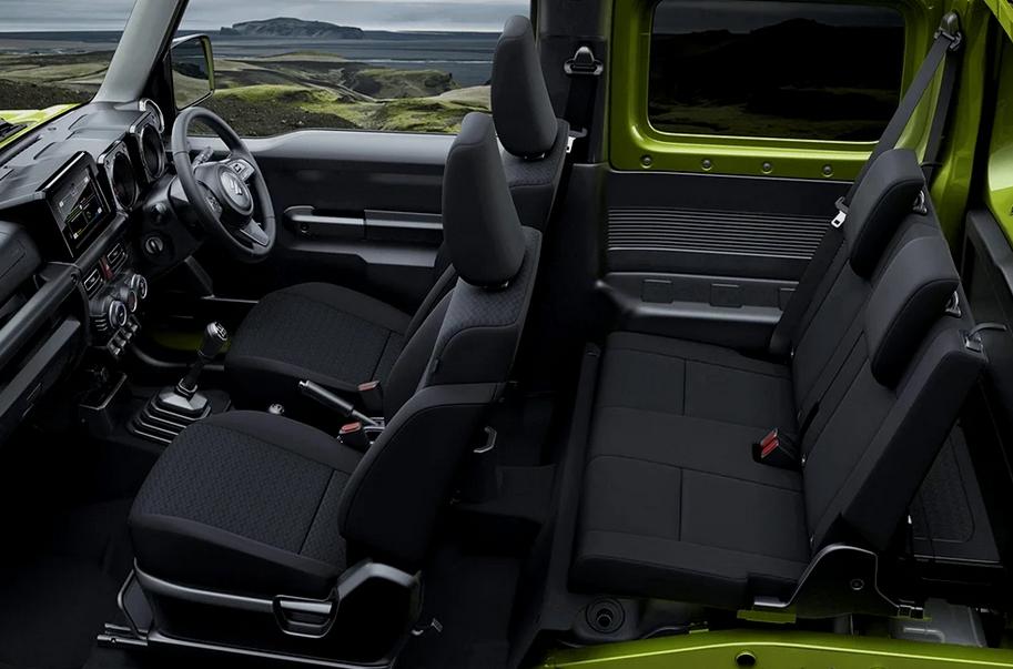 Желающим купить Suzuki Jimny придется ждать свое авто 10 месяцев