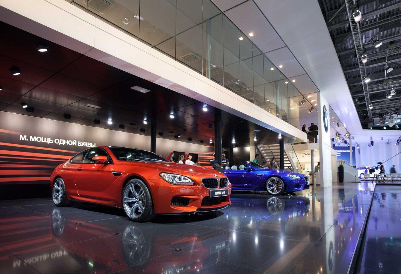 BMW запустил полный цикл онлайн-продаж авто в РФ