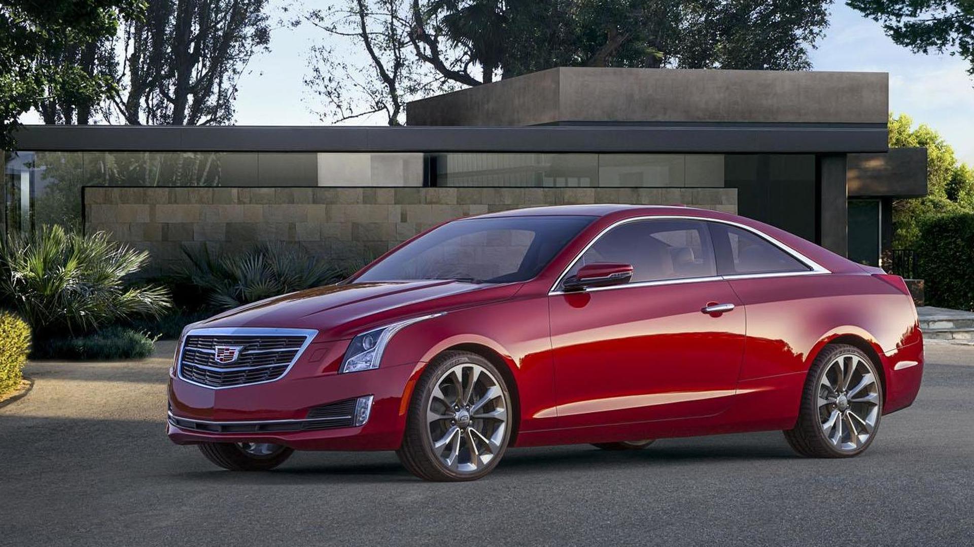 Cadillac не планирует полностью отказываться от типа кузова купе