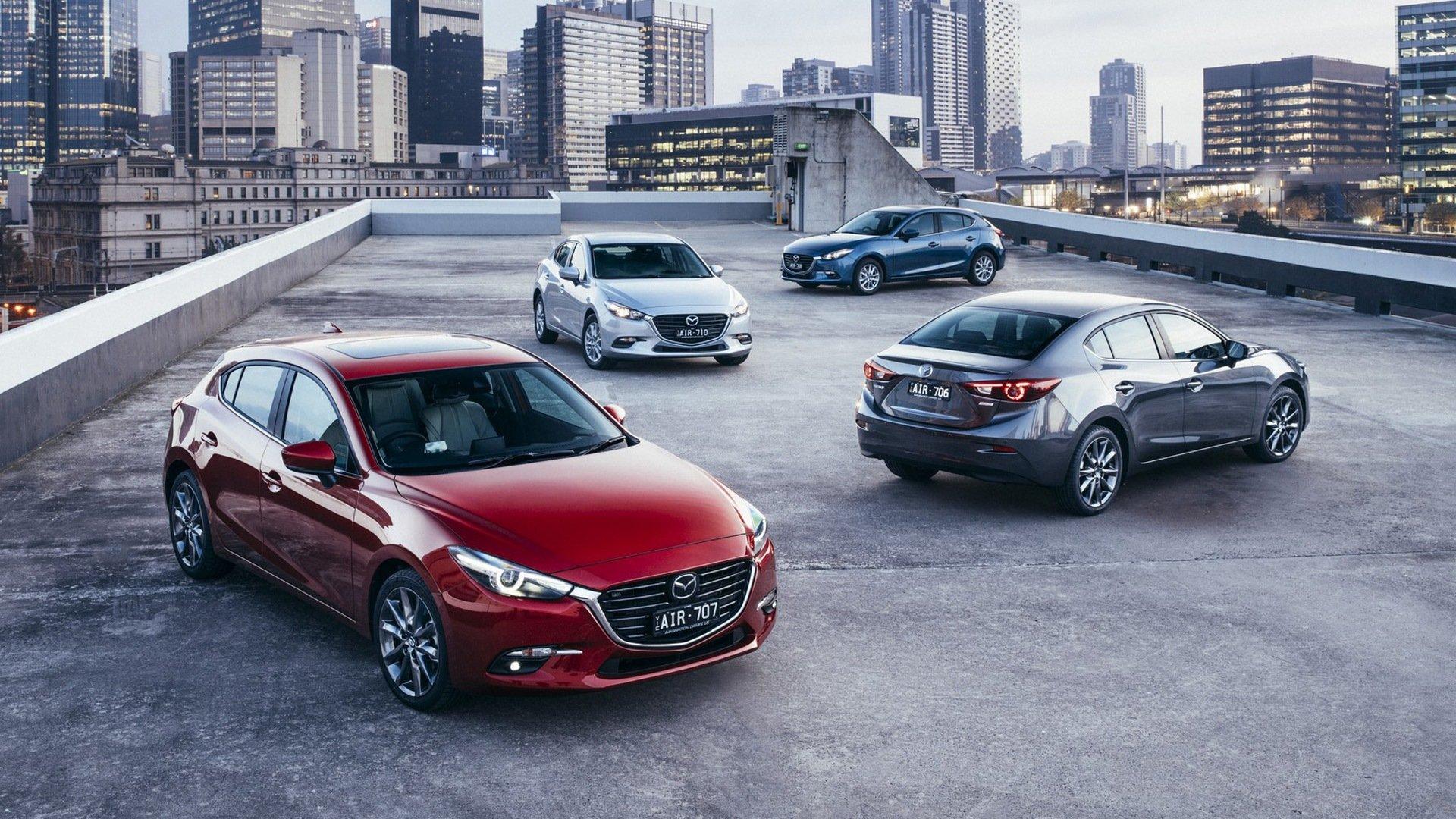 Компания Mazda откажется от новых моделей на следующие 2 года