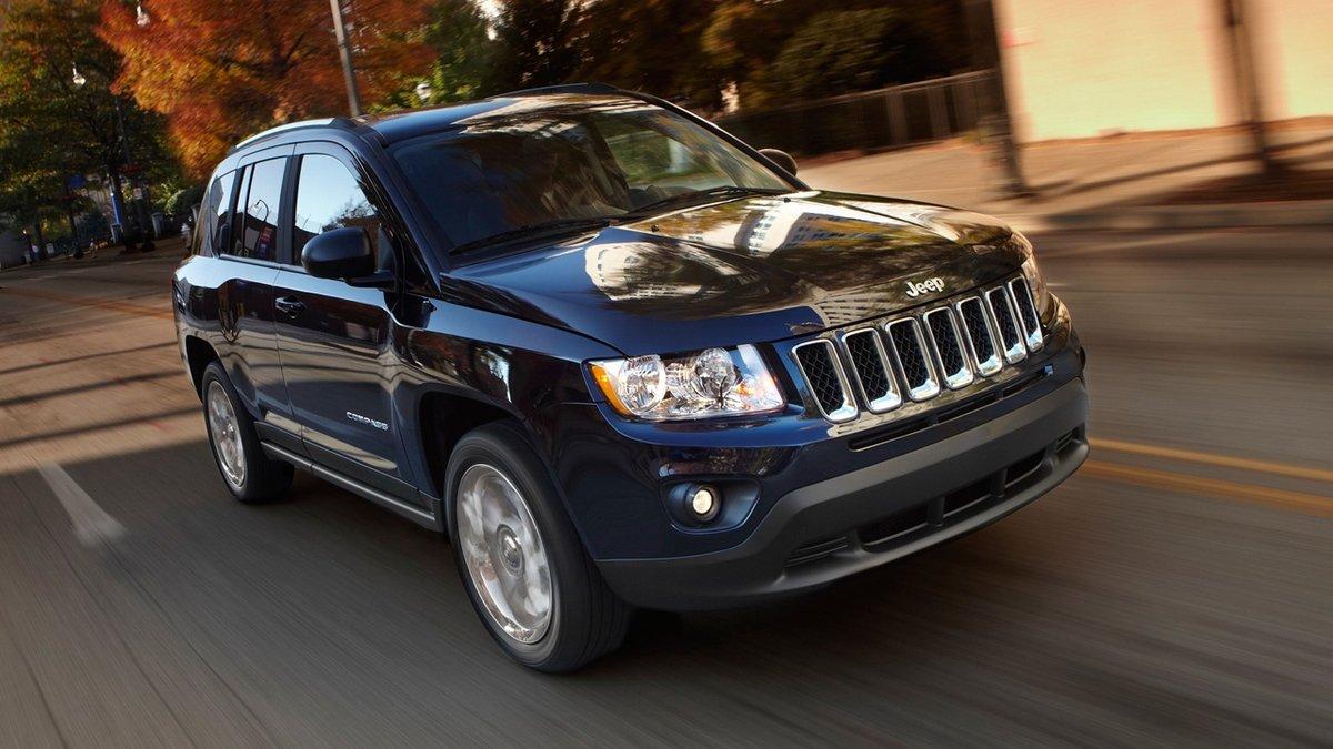 Jeep Grand Cherokee стал бестселлером марки в России