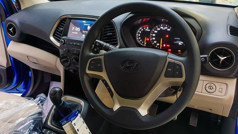 Самая дешевая модель Hyundai вышла за пределы Индии