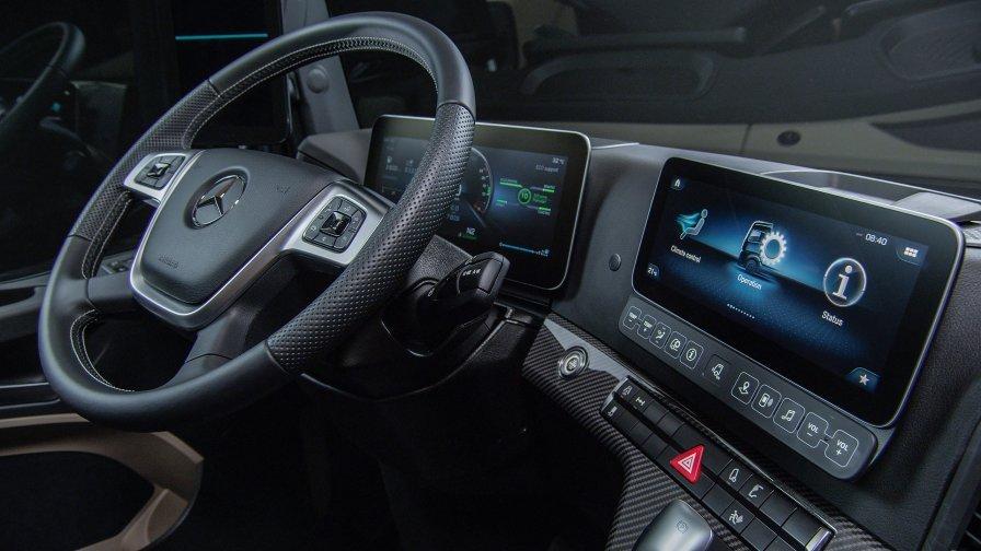 Обновленный Mercedes-Benz Actros будет производиться в России