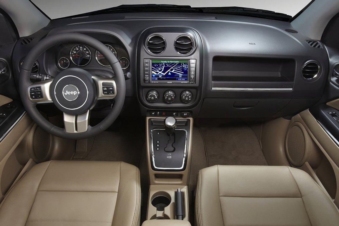Jeep спасает Compass