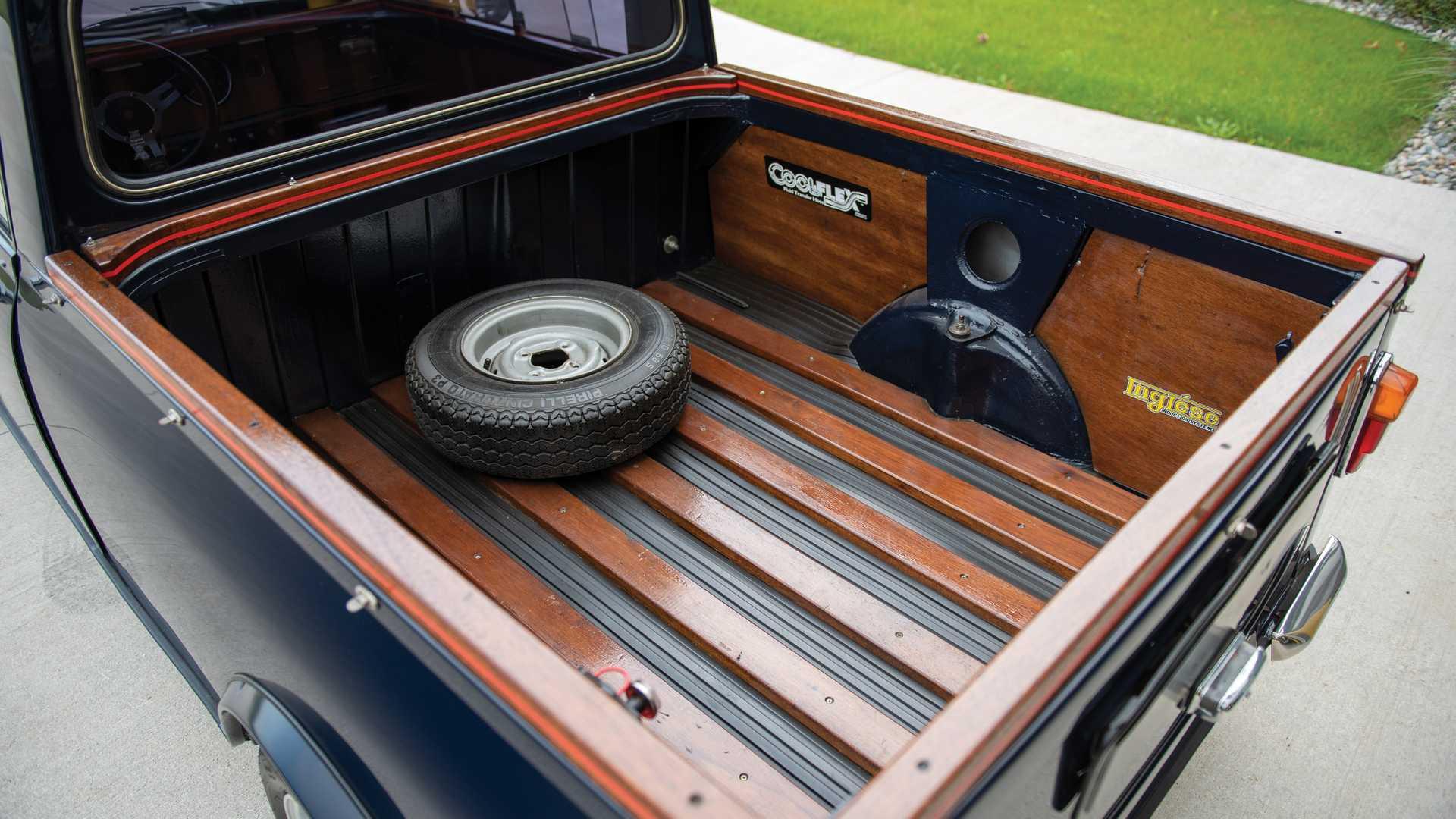 Austin Mini Pickup или самый симпатичный маленький грузовик