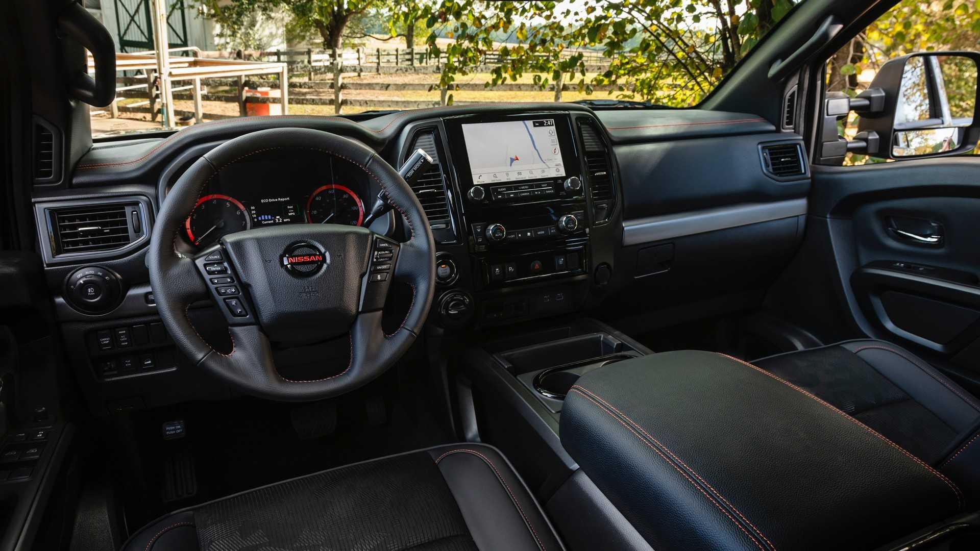у пикапа Nissan Titan появится еще более высокопроизводительная версия ...