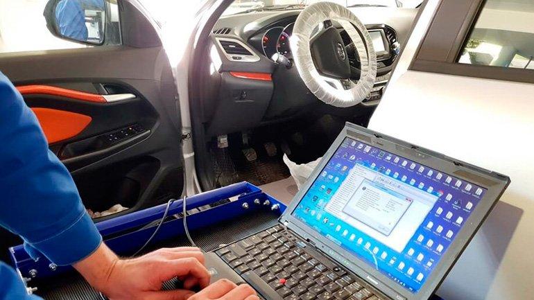 Дилеры LADA стали тщательно проверять прошивки ЭБУ авто