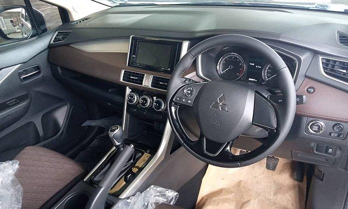 Состоялась премьера обновленного Mitsubishi Xpander