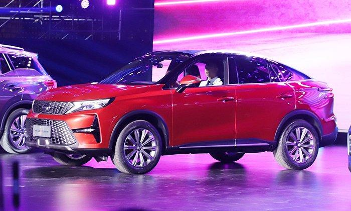 Стартовали продажи конкурента Renault Arkana из Китая