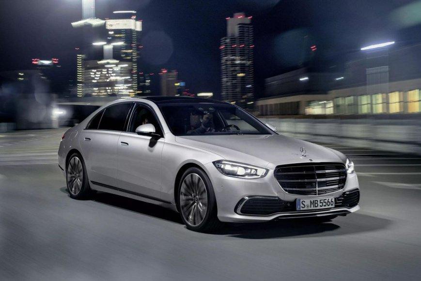Mercedes S-Class, BMW 7-Series и Audi A8: какой роскошный седан лучший?