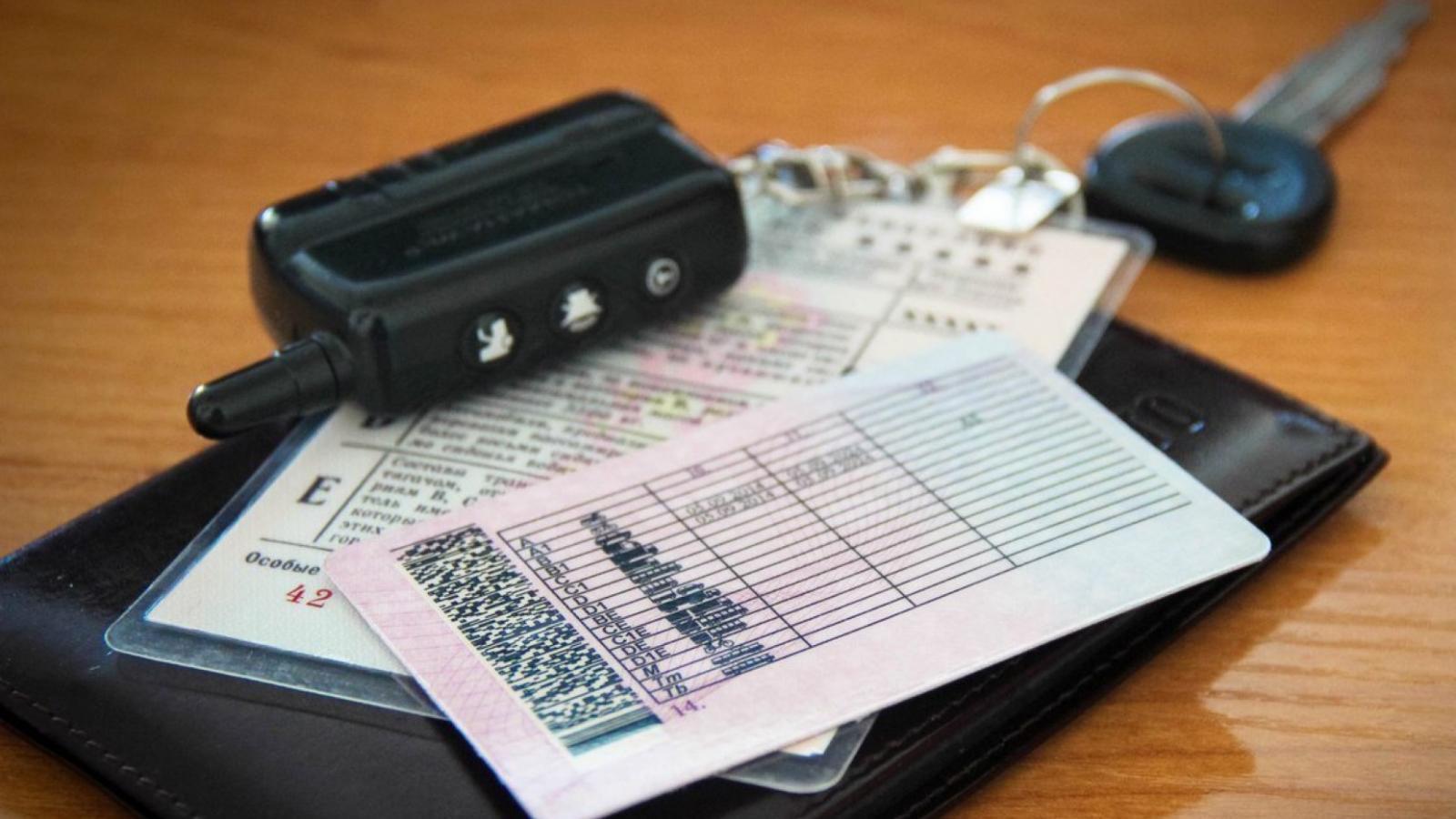 Российские автовладельцы попросили продлить срок действия прав из-за карантина