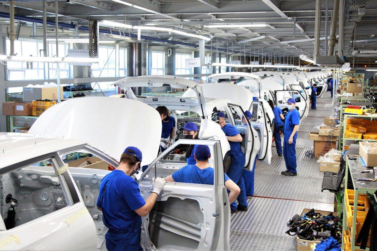В России стартовало производство самой доступной версии Kia Seltos