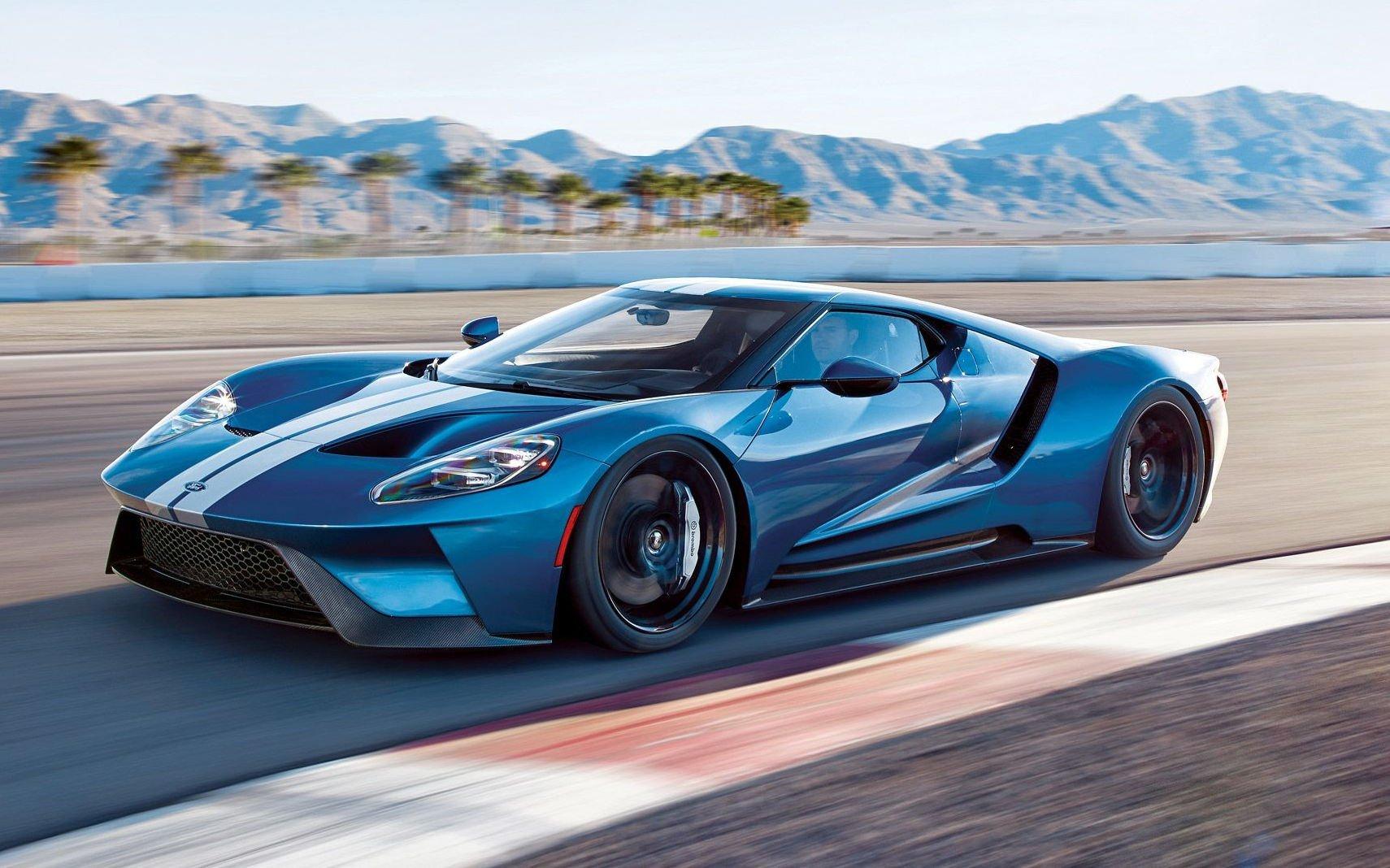 Назвали лучшие машины для экстремального вождения