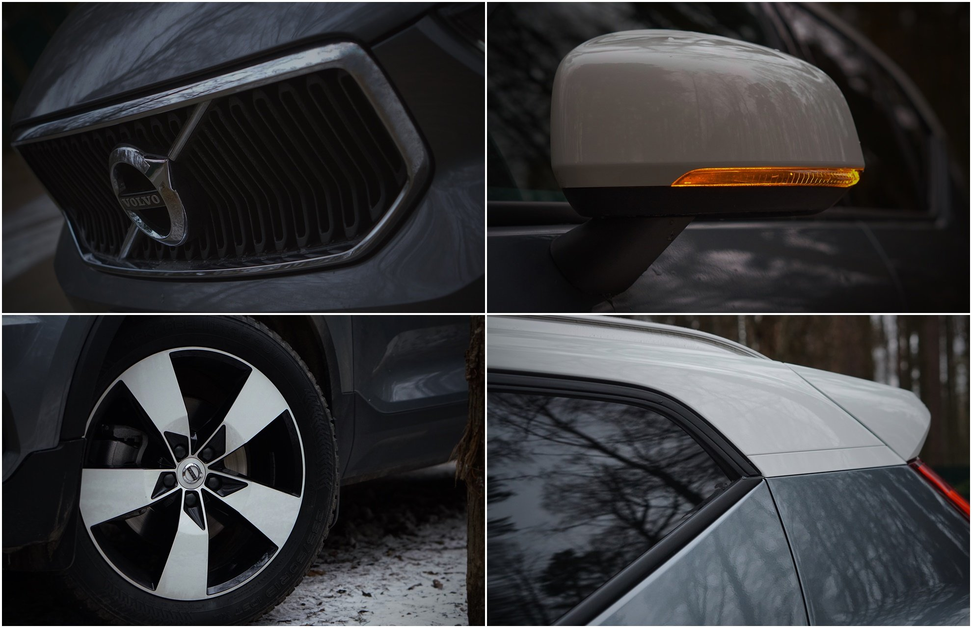 Тест-драйв Volvo XC40 T4: безопасный и элегантный компактный кроссовер от Шведов