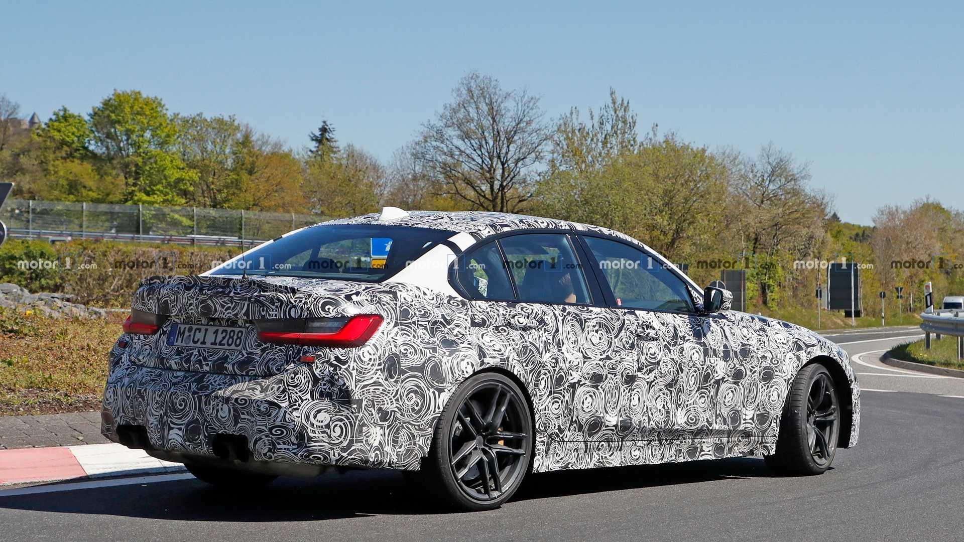 Появились самые свежие и самые правдивые подробности о новом BMW M3