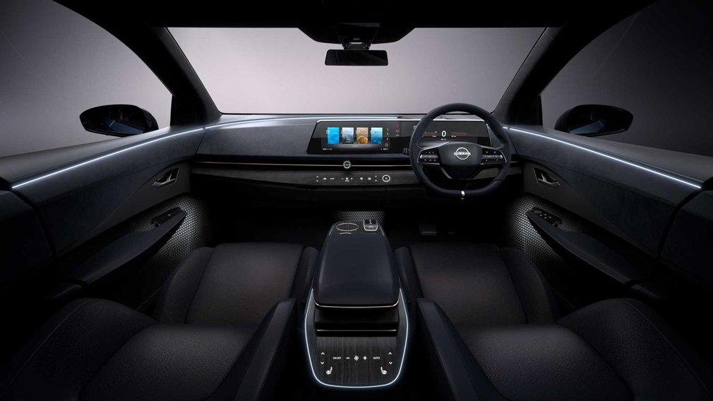 Компания Nissan запатентовала в России имя Ariya