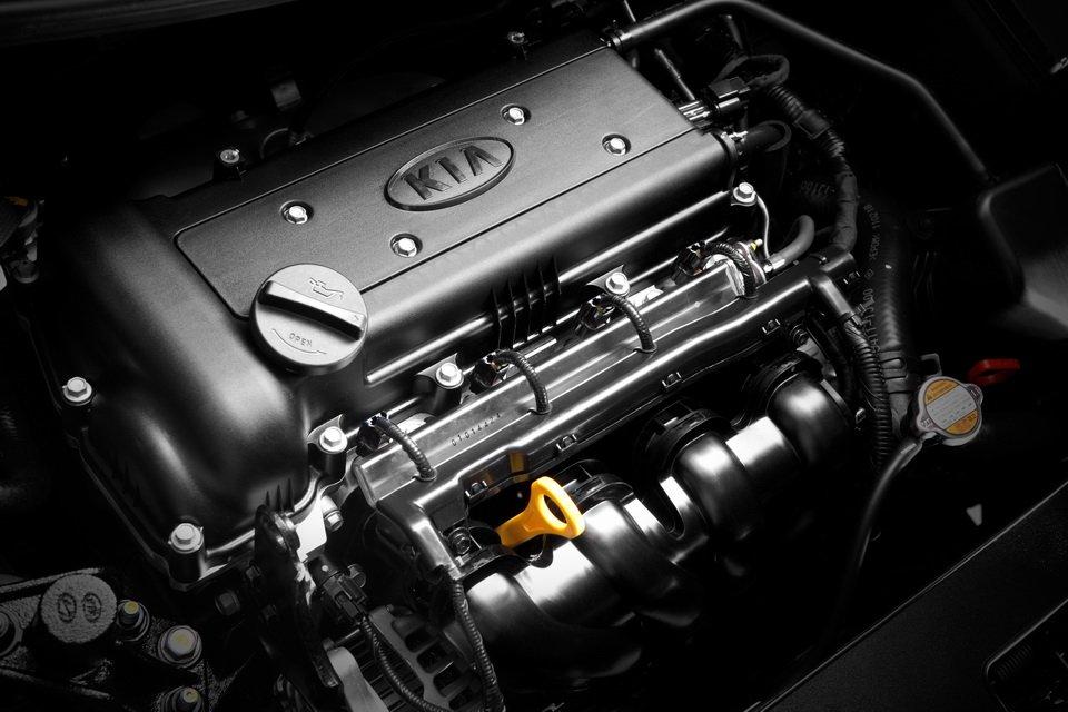 Двигатель 1.4 киа рио