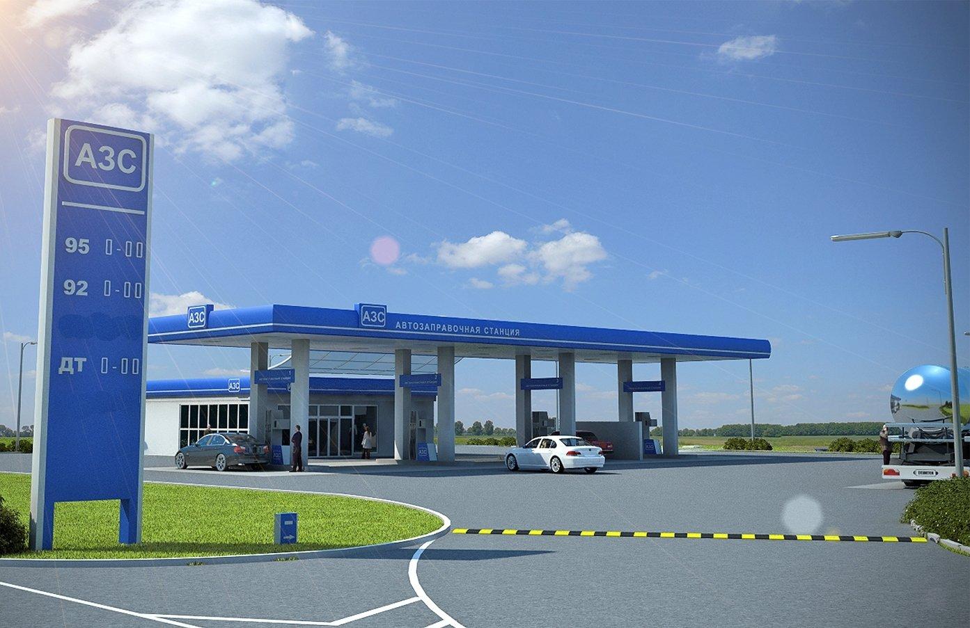 Спрос на бензин в России резко сократился