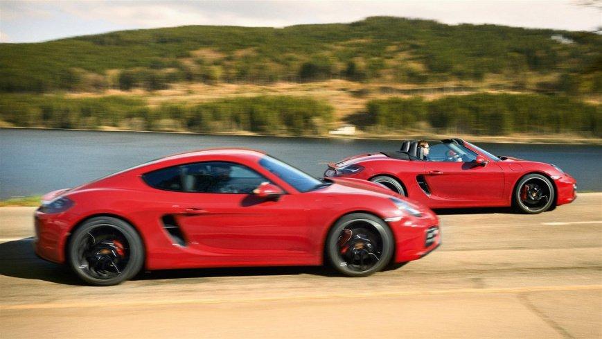 Porsche рассказал о приемнике спортивной модели 718