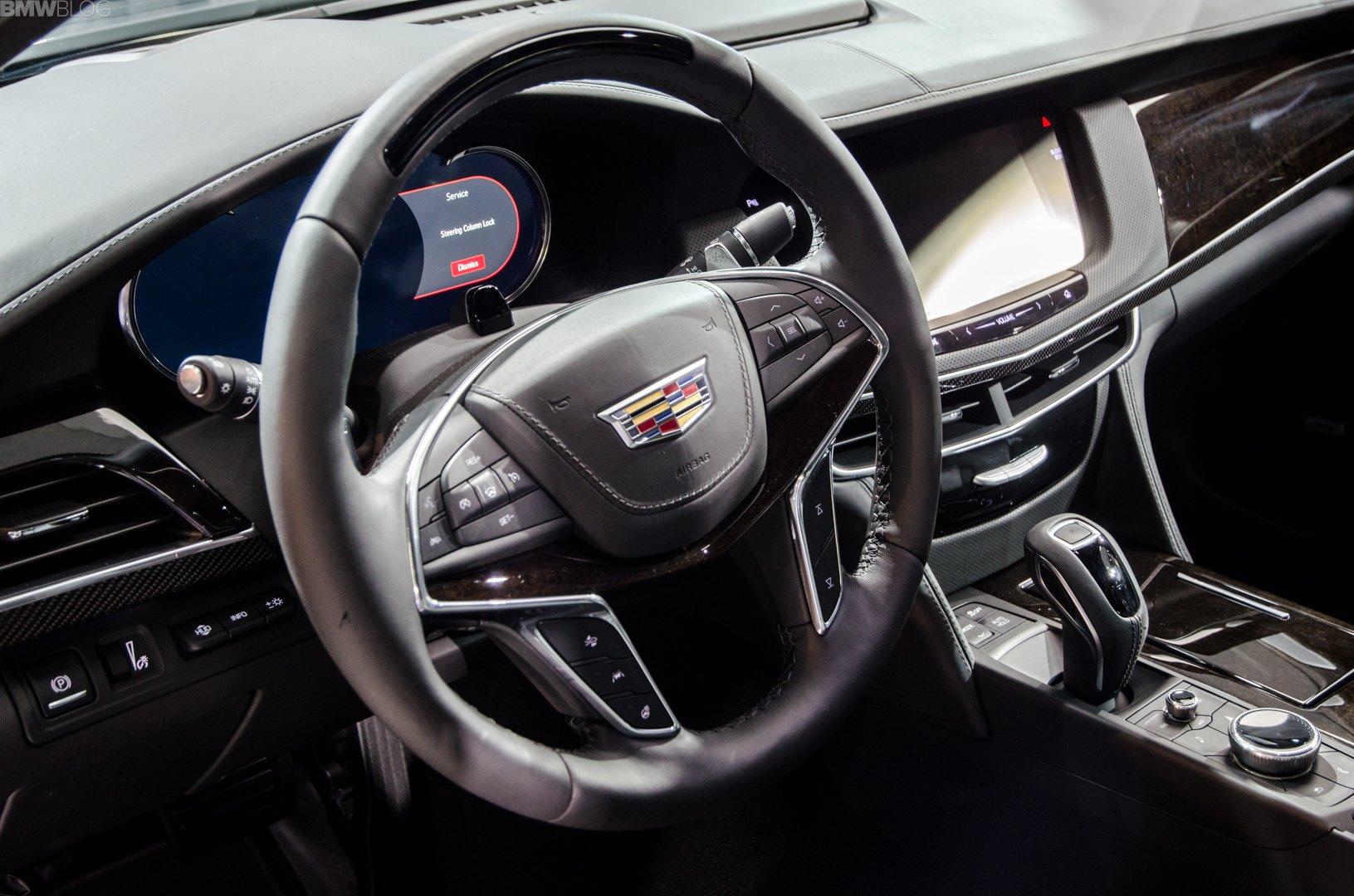 Cadillac остановит производство седана CT6 уже в следующем месяце