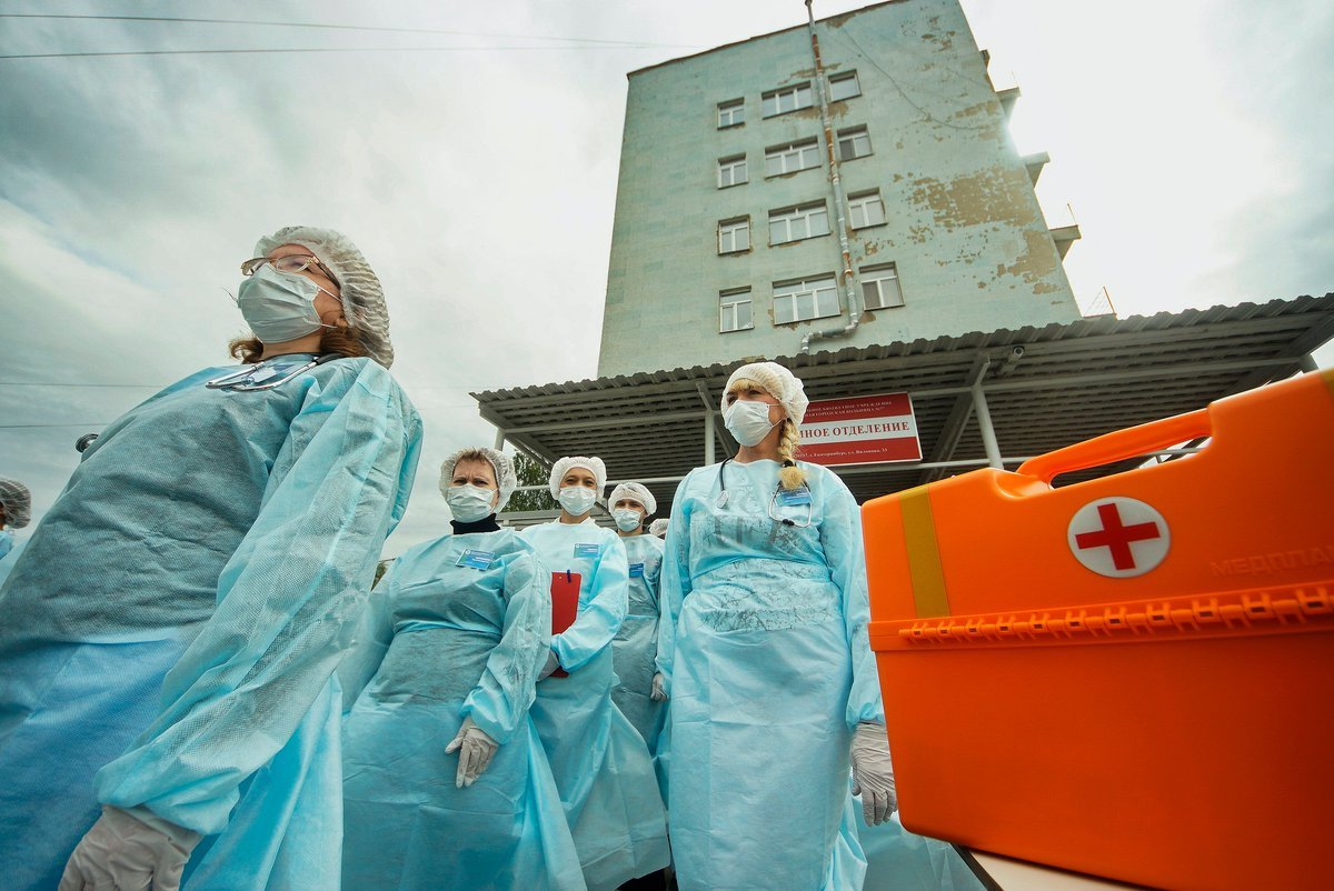 Владельцы автодомов жертвуют свои ТС на борьбу с коронавирусом