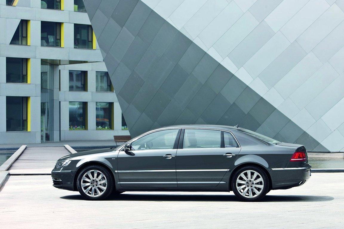 Макет Phaeton был самым дорогостоящий в истории Volkswagen