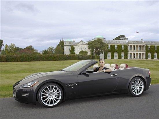 Maserati GranCabrio: цена, история, фото, обзор ...: http://carsweek.ru/catalogue/maserati_grancabrio/