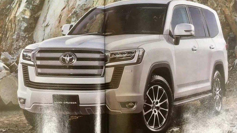 Появились новые подробности о новом поколении Toyota Land Cruiser