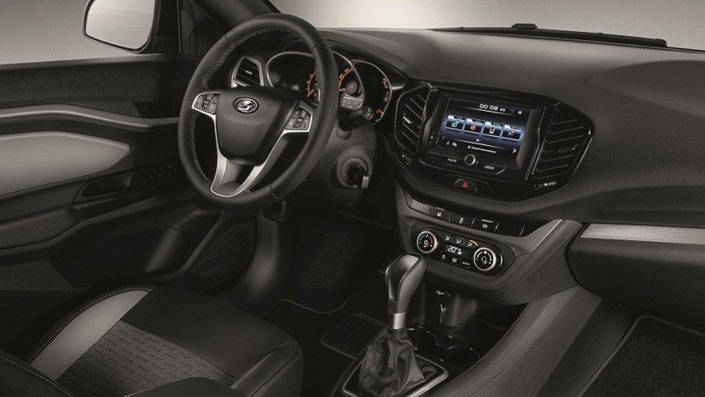 АвтоВАЗ приступает к производству LADA Vesta с «автоматом»
