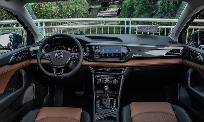 Начались продажи кроссовера Volkswagen Tharu Plus