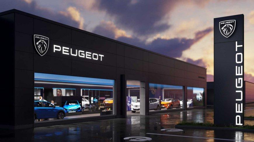 Автобренд Peugeot представил новый логотип