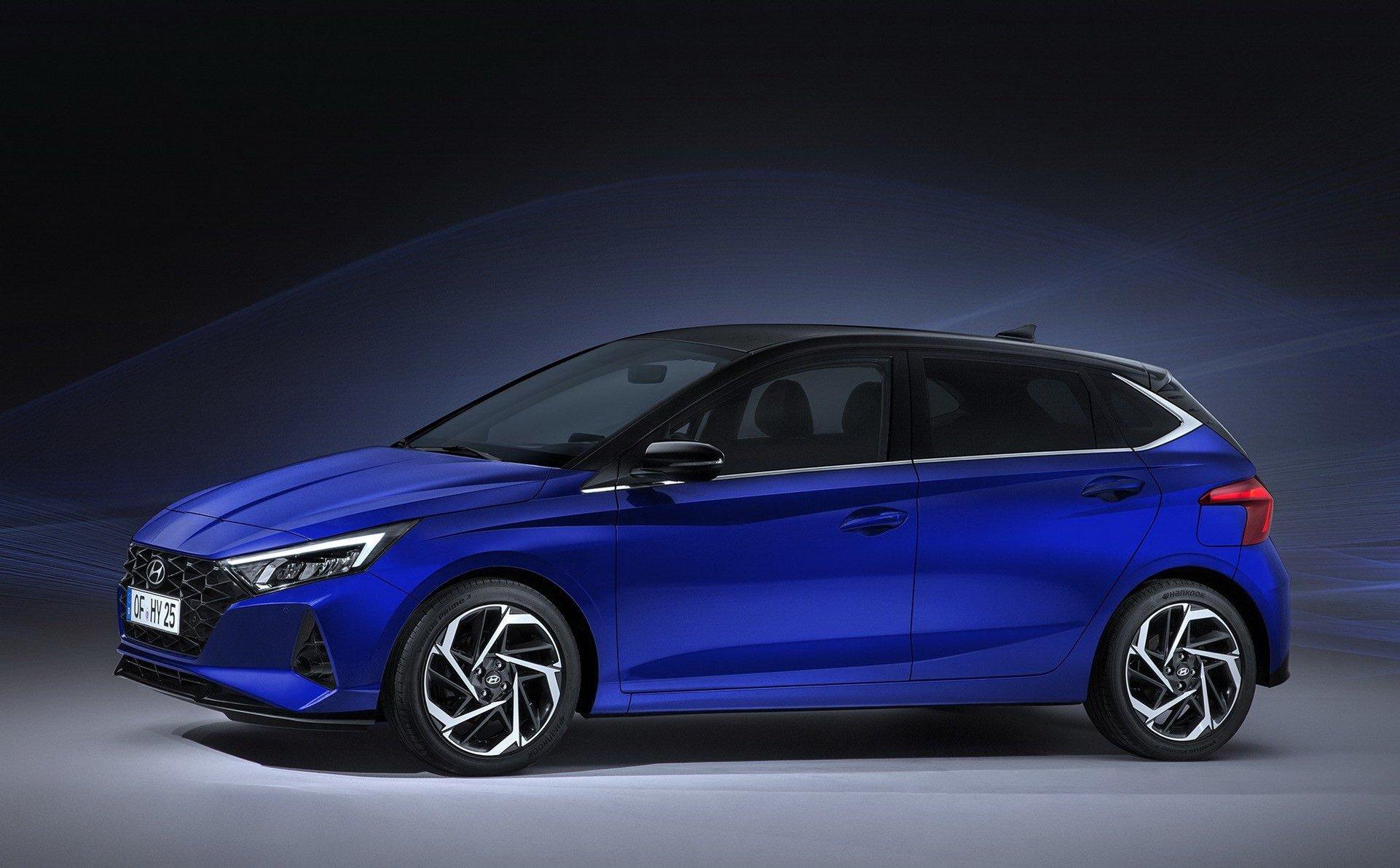 В Сеть попал новый тизер «заряженного» хэтчбека Hyundai i20