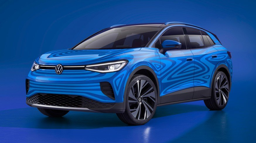 «Заряженный» Volkswagen ID.4 с приставкой GTX будет полноприводным