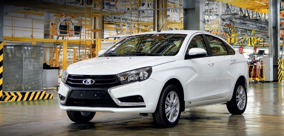 Была названа пятёрка лучших авто до 700 тысяч рублей