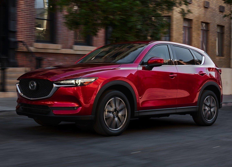 Продажи Mazda в России выросли по итогам февраля