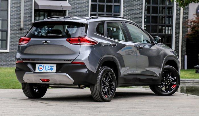 Новый Chevrolet Tracker поступил в продажу