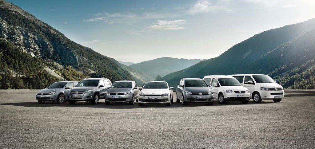 Volkswagen планирует сократить свой модельный ряд