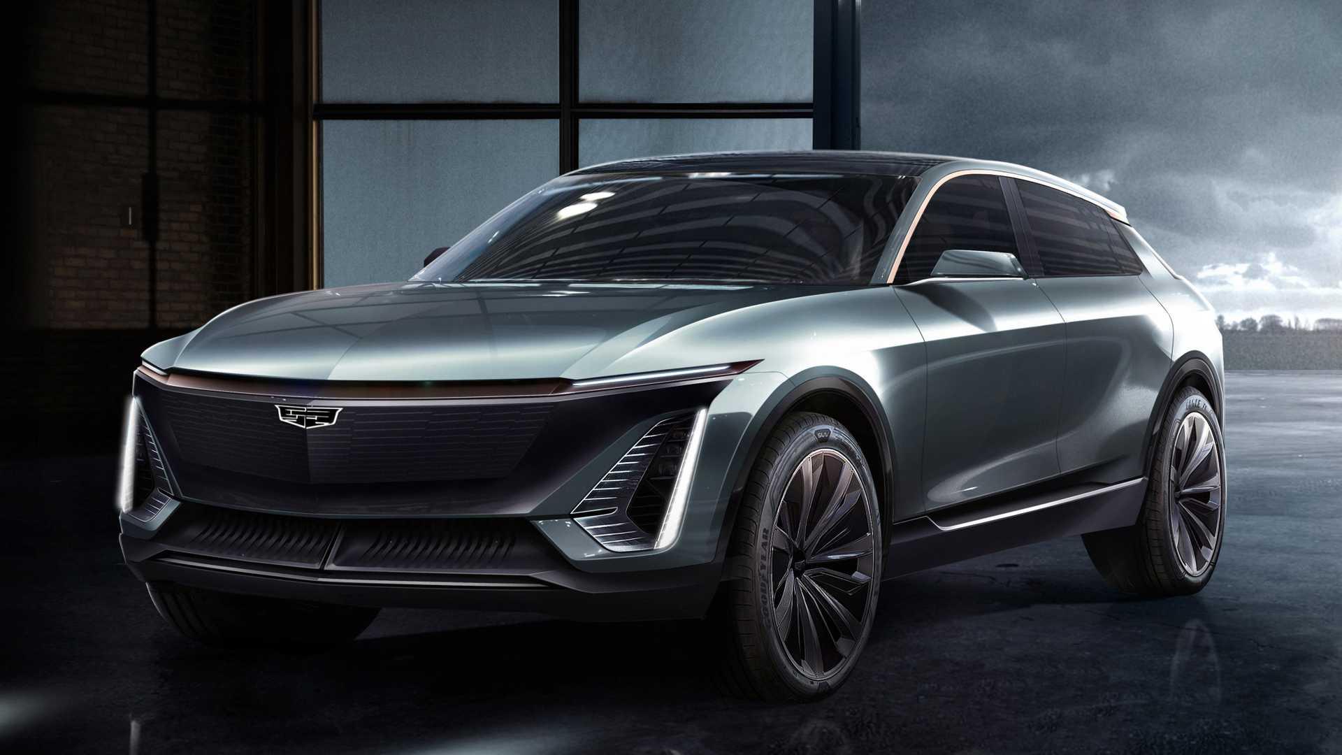 Cadillac Celestiq или будущий флагманский электромобиль бренда