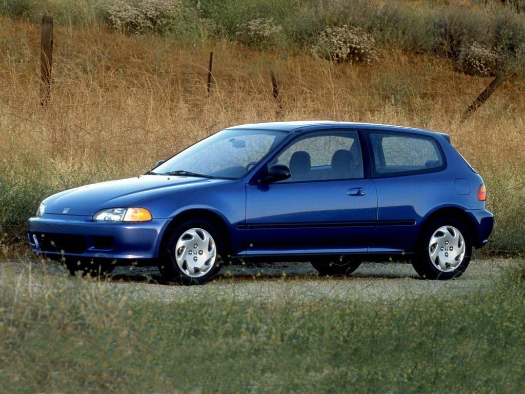 Фото хонда цивик 1992