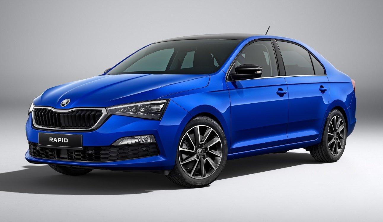 Корпорация Skoda объявила скидки на свои авто в феврале