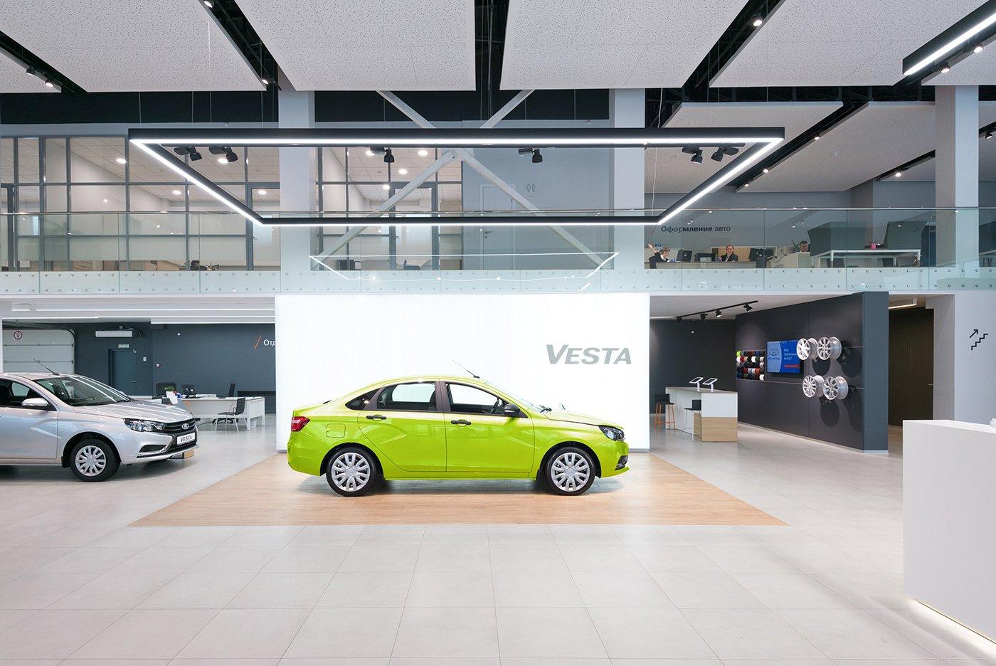 «АвтоВАЗ» объявил скидки на машины Lada в апреле